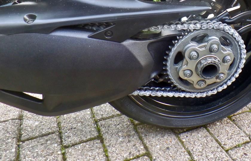 motorrijden met pekel