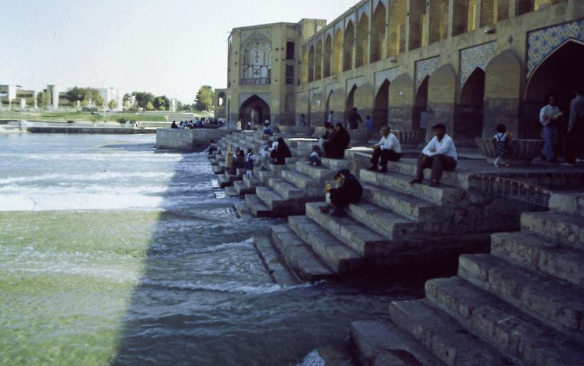 Brug in Esfahan