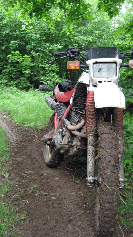 Yamaha XT600 lastig starten