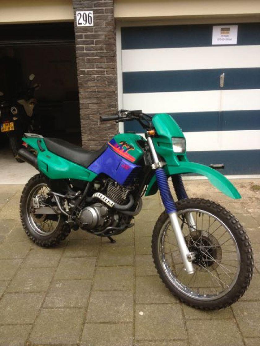 XT600e