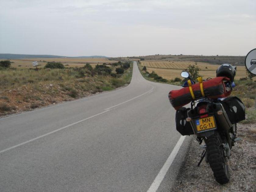 Echte motorrijder