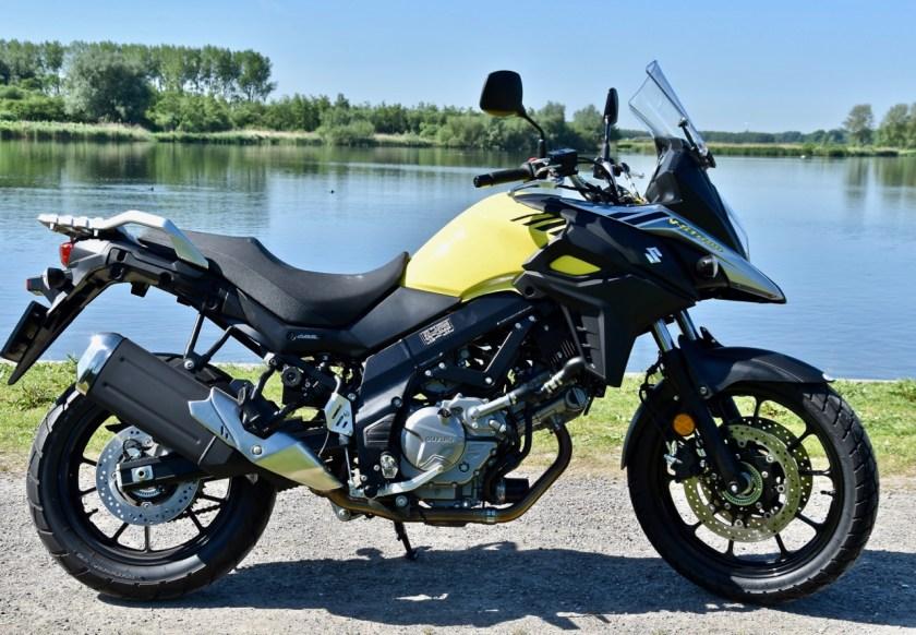 Adventure motorfiets