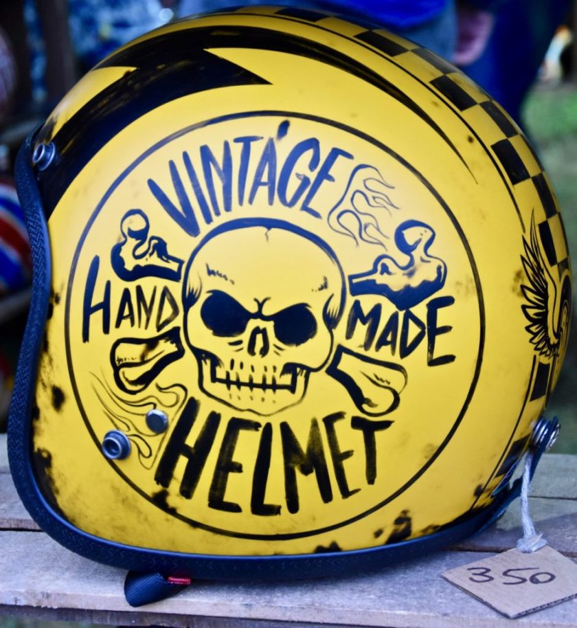 Vintage helmen