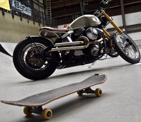 custom build motorfietsen
