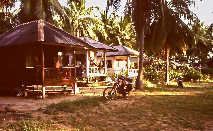 reizen door thailand