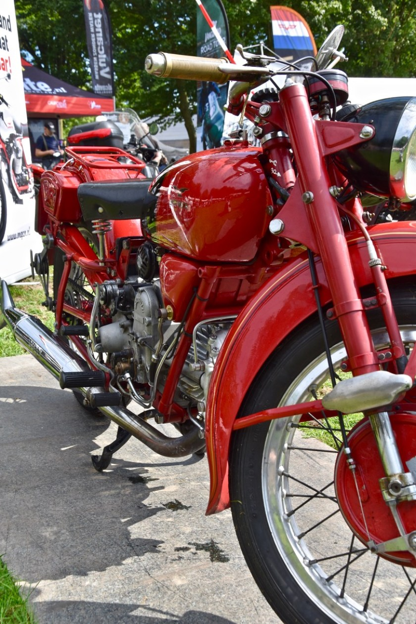 Italiaanse motorfietsen
