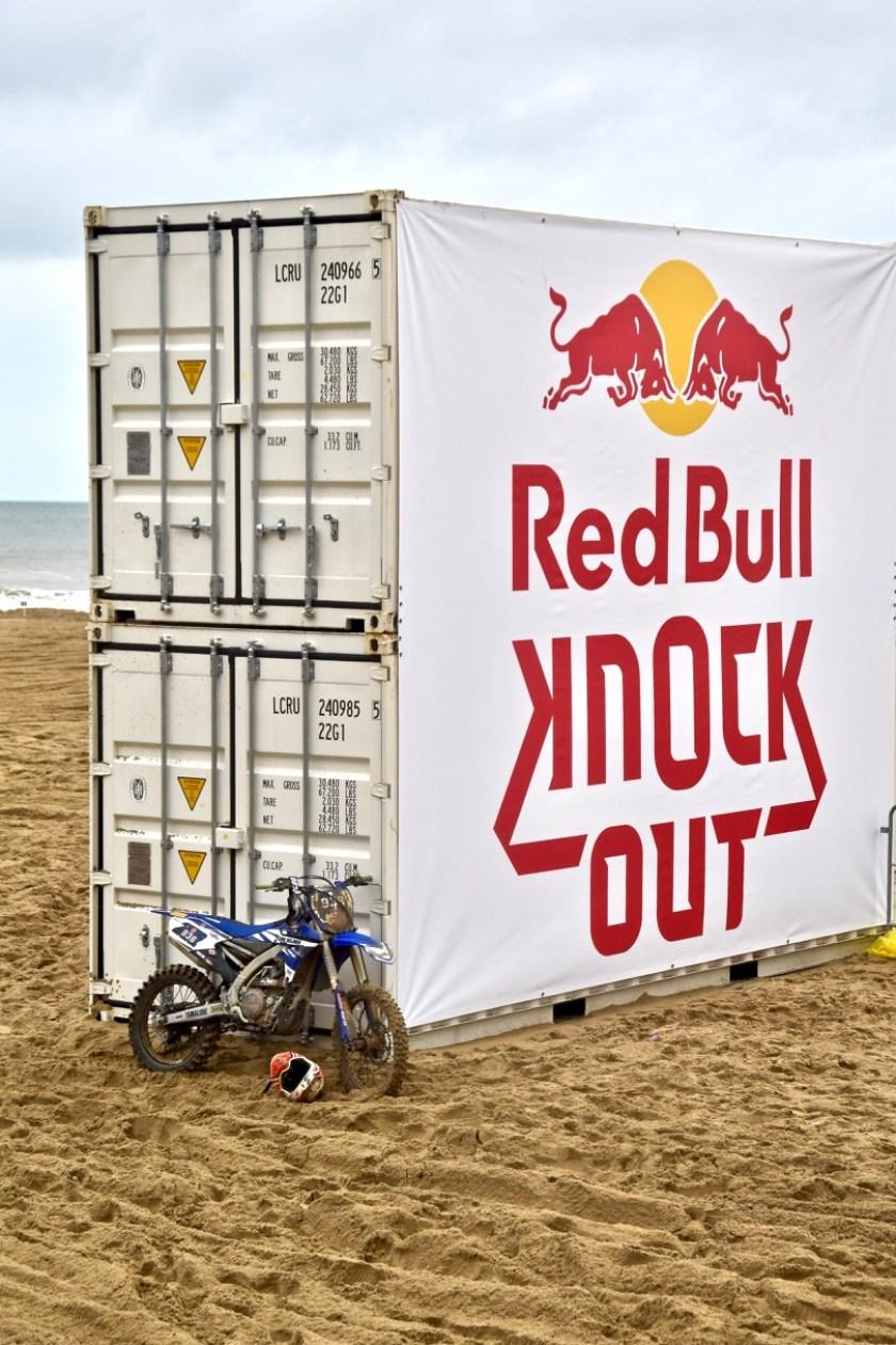 Redbull strandrace
