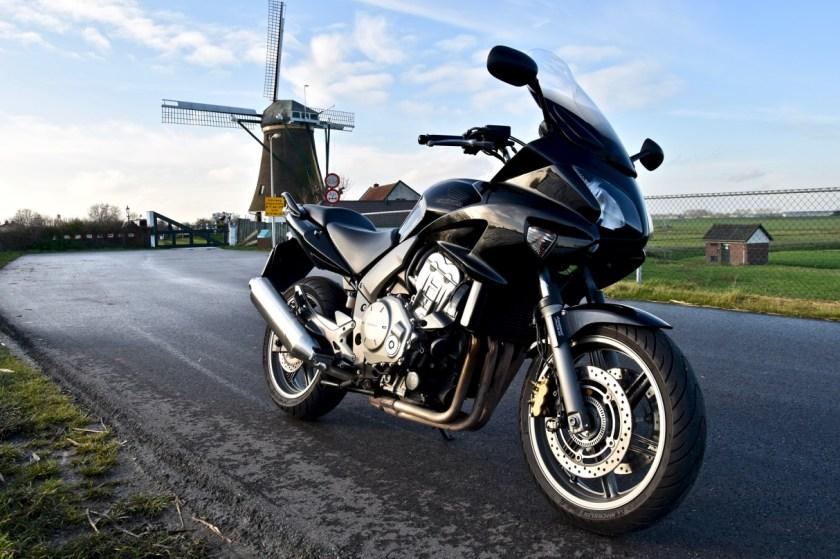 motorfiets verkopen