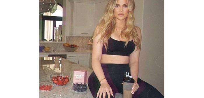 Khloé Kardashian maakt zich boos: 'Ik volg helemaal geen belachelijk dieet'