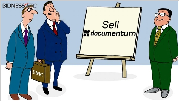 OpenText Buys Documentum