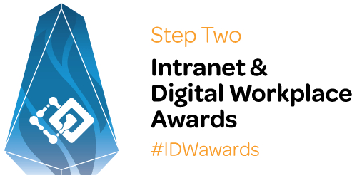 StepTwo 2018 Intranet Awards