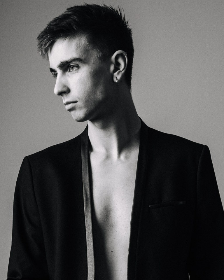 louis kerckhof portret mode fotograaf belgie gent