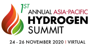 1st Annual Asia-Pacific Hydrogen Summit @ On-line