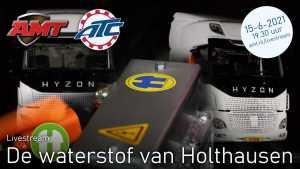 AMT-ATC: Waterstoftrucks uit Nederland @ Online