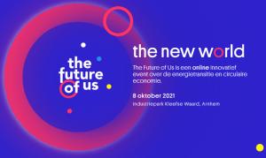 Innovatief congrestival 'The Future of Us' @ Online