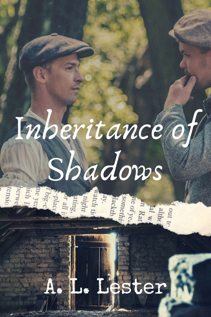 Cover; Inheritance of Shadows