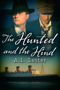 Cover of The Hunted and the Hind