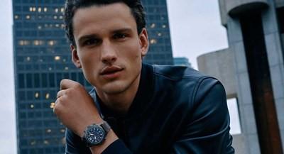 pubblicità hugo boss orologi
