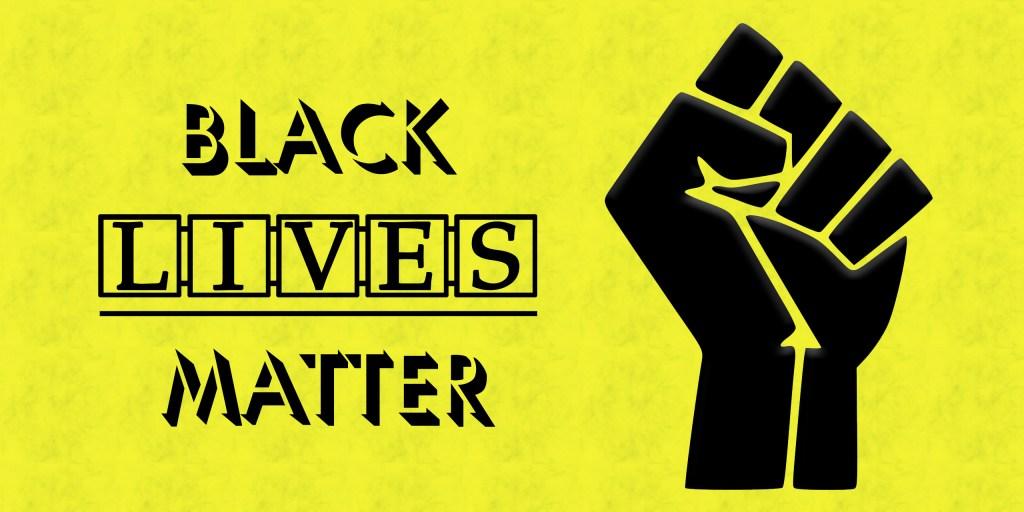 copertina blacklivesmatter
