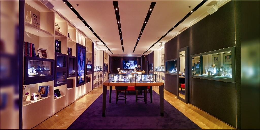 Copertina allestimento fiera showroom
