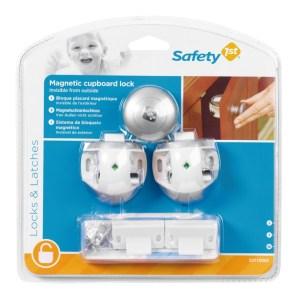 Safety 1st. Magnetisch Slot