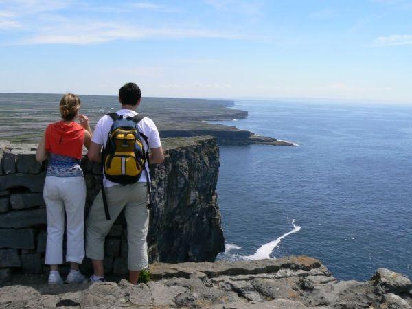 AANBIEDING: 5 Daagse vliegreis Galway & de Aran Islands
