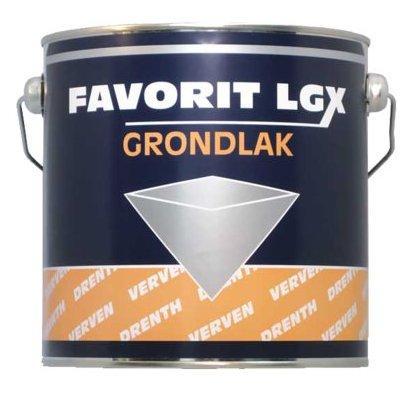 Favorit LGX Grondlak grondverf voor op hout buiten