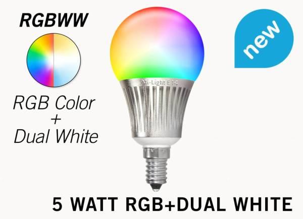 Mi·Light Mi-Light 5W RGB + Dual White E14 Wifi LED Lamp