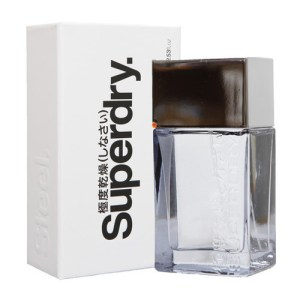Superdry Steel Cologne Eau de cologne 75 ml