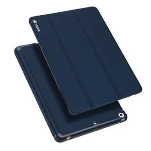 Apple iPad 9.7 (2018) Hoes Blauw Tri-Fold