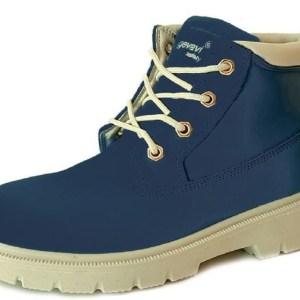 Gevavi GS76 Paris Blauw S3 Hoge Werkschoenen Dames