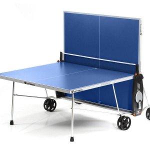 Cornilleau tafeltennistafel 100S Crossover outdoor blauw