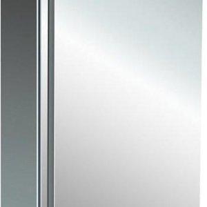 RVS Horeca koelkast | 570 liter | 1 deurs | Kunststof afwerking