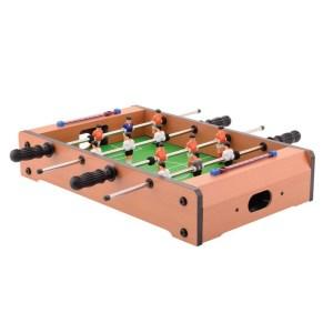 Tafelvoetbal spel 50 x 31 cm speelgoed