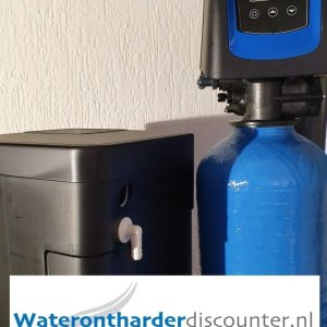 Pentair waterontharder - Kraanfilter - Tot 200 m3 - Waterontkalker - 1-4 personen