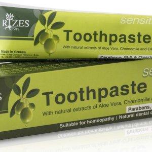 Rizes Tandpasta voor Gevoelige Tanden
