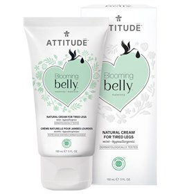 Vermoeide Benen Crème Blooming Belly Natural