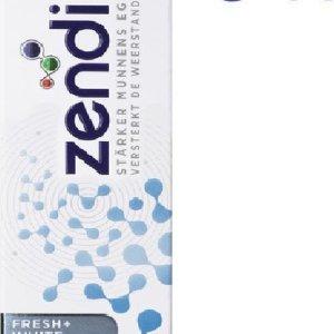 Zendium Fresh + Whitener Tandpasta 6 stuks - Voordeelverpakking