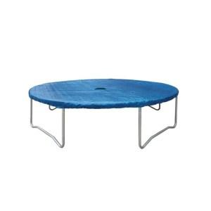 Blauwe trampoline beschermhoes 423