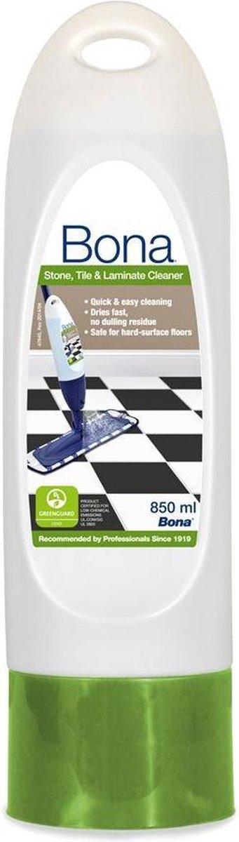 Bona Harde Vloer, Tegel & Laminaat Reiniger Cartridge - 0.85 liter