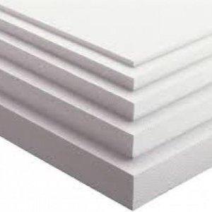 EPS (100-SE) Piepschuim Tempex Isolatie platen 100x50x7 cm pak 6 platen