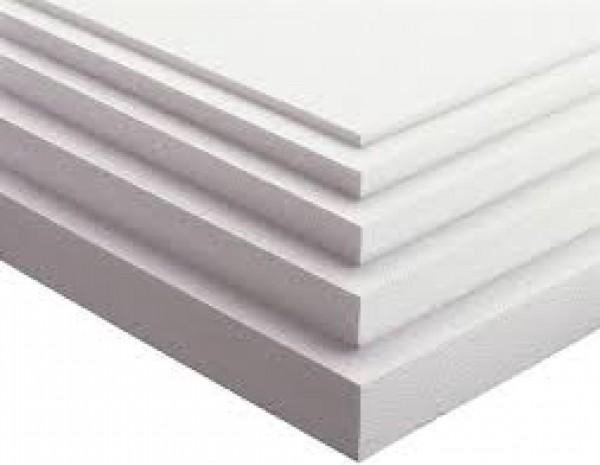 EPS (100-SE) Piepschuim Tempex Isolatie platen 100x50x8 cm pak 6 platen