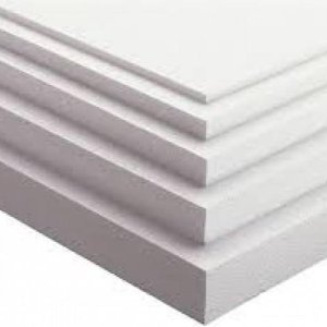 EPS (100-SE) Piepschuim Tempex Isolatie platen 100x50x9 cm pak 5 platen