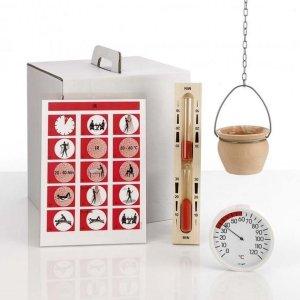 Infrarood Sauna set Luxe (7-delig)