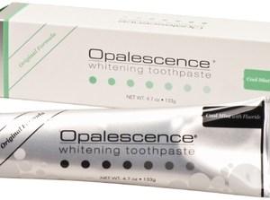 Mini Opalescence Original Whitening Tandpasta Coolmint