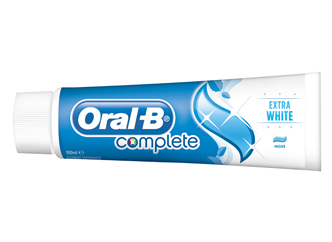 Oral-B Complete Extra White Tandpasta