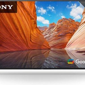 Sony BRAVIA KD65X80J - 65-inch TV - 4K Ultra HD - Google Smart TV