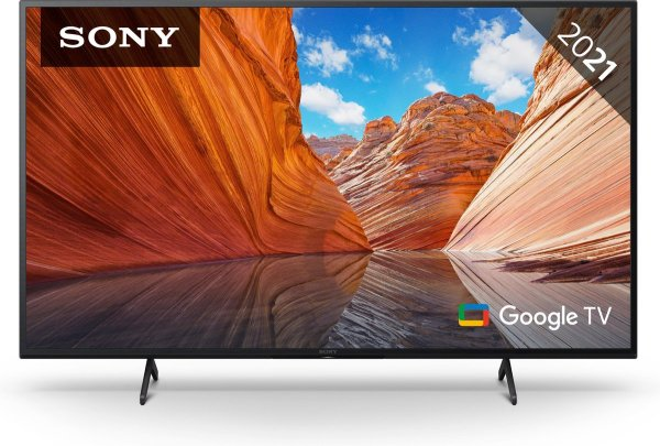 Sony KD-43X81J - 43-inch - 4K Ultra HD - Google Smart TV