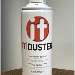 IT Air Duster Spray - perslucht spuitbus - 520 ml