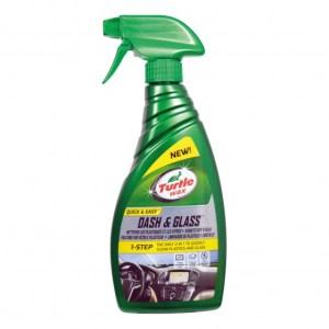 Turtle Wax 52860 GL Dash & Glass schoonmaakmiddel 500ml